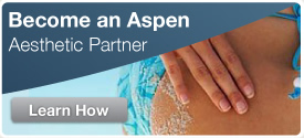 Become an Aspen Aesthetic Partner